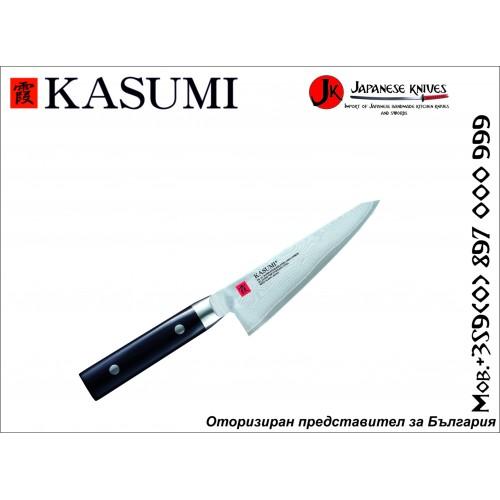 Kasumi Utility/Boner knife Damascus No.82014