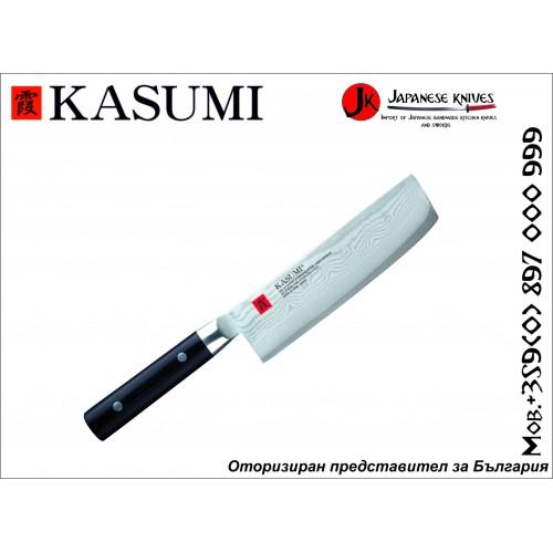 Kasumi Nakiri Damascus knife No.84017 17㎝