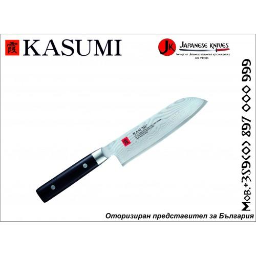 Kasumi Santoku Damascus No.84018 18㎝